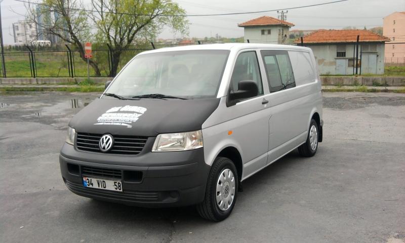 VolksWagen Transporter 2.5 TDİ.130 UZUN.5+1