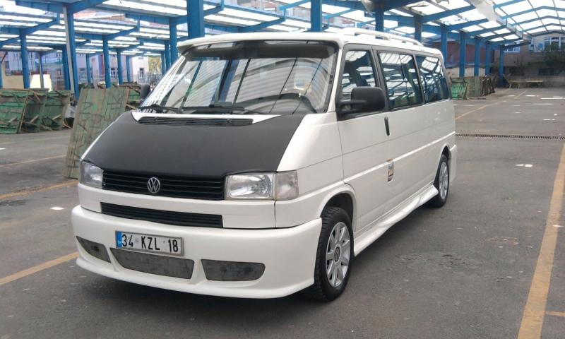 VolksWagen Transporter 2.5 tdi.combi L 9+1