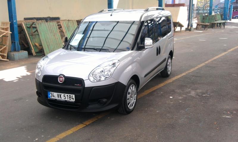 Fiat-Tofaş Doblo 8.OOO KM DE.