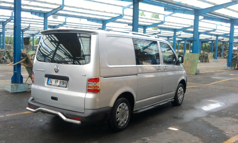VolksWagen Transporter 105 beygir kısa 5+1