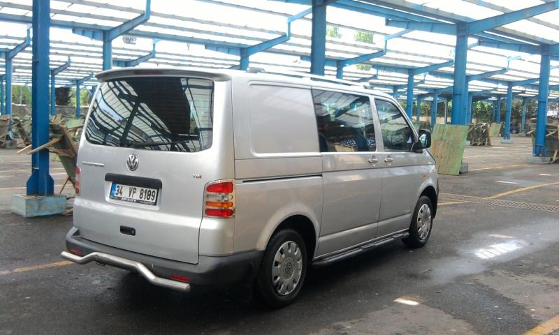 VolksWagen Transporter 105 beygir k�sa 5+1
