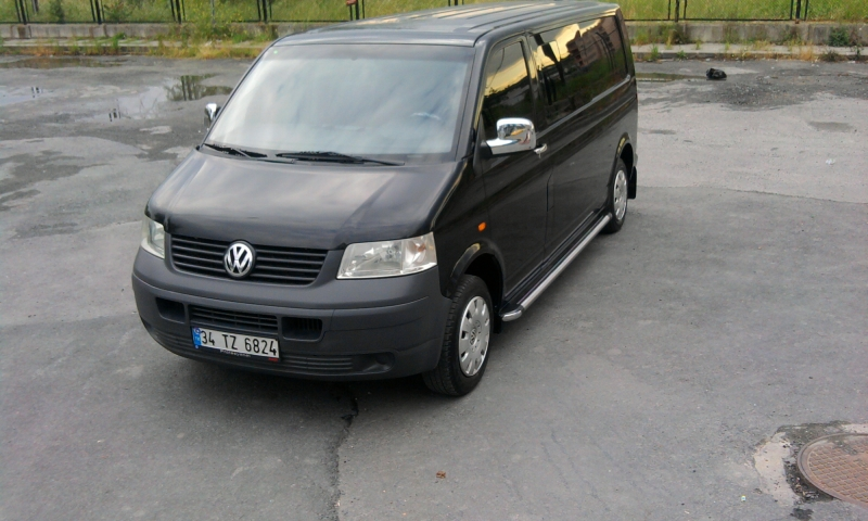 VolksWagen Transporter 105 BEYG�R.TERMAL.BOYASIZ