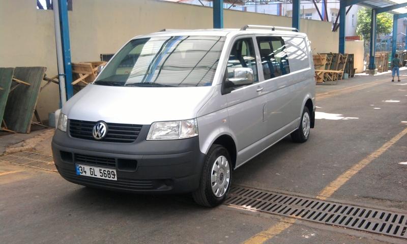 VolksWagen Transporter 105 LİK.UZUN ŞASE.5+1