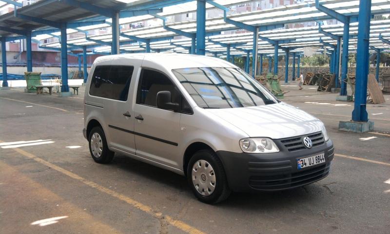 VolksWagen Caddy BOYASIZ.SERV�S BAKIMLI