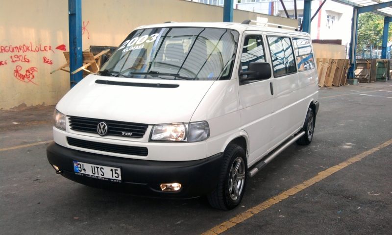 VolksWagen Transporter 2.5 TDİ.102 BEYGİR.KLİMALI.9+1