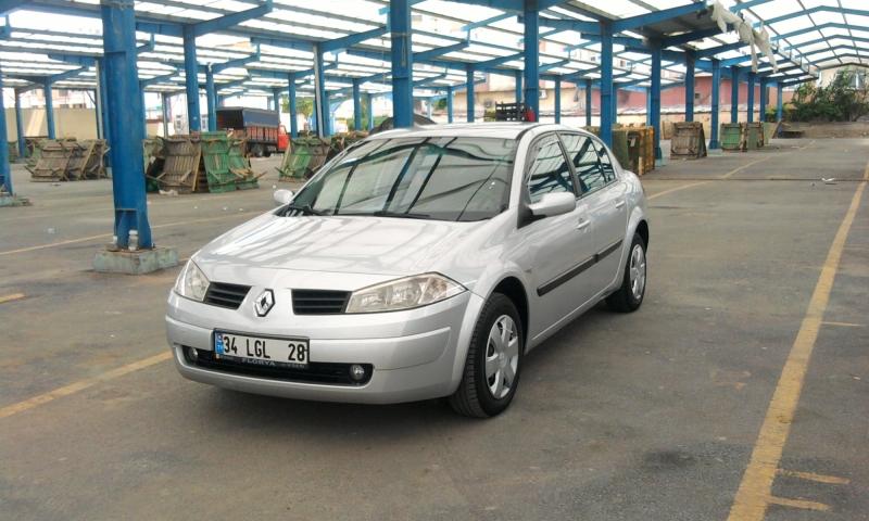 Renault Megane 1.5 dizel.boyas�z.sedan