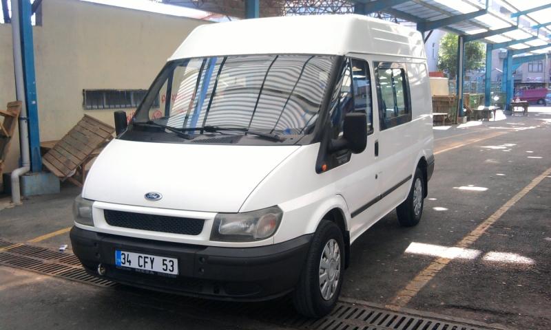 Ford Transit 330 luk.boyas�z.5+1