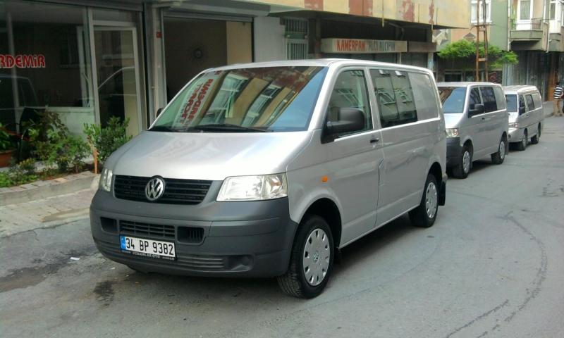 VolksWagen Transporter 105 beygir.hatasız