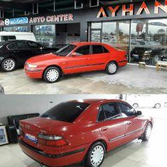 Mazda 626 2,0 Ä° GLX